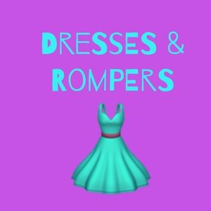 Dresses & Skirts - Dress and rompers